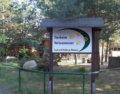 Tierheim Verlorenwasser